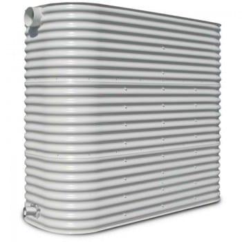 Slimline Squared Rainwater Tank ~ 1000 - 3000 Litre by Slimline Rainwater Tanks