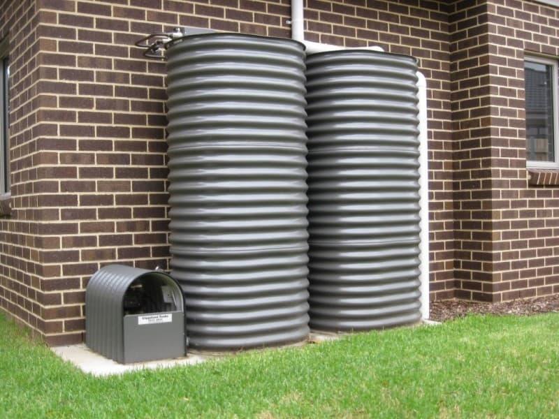 Water Tank Rebates