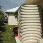 5000 Litre Colorbond Slimline Garden Tank